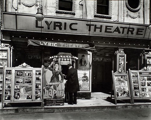 Lyric Theatre, Third Avenue between 12th and 13th street, Ma...