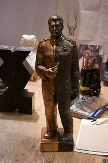 Stalin Bear by Leonid Sokov