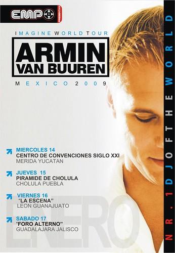 Armin van Buuren en Mexico
