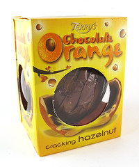 Terrys Chocolate Orange: Cracking Hazelnut