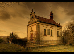 Brezina church (StafbulCZ) Tags: church canon czech hdr gettyimages czechparadise brezina tamron1750 eos400d anawesomeshot eskrj bezina jicinsko photoartbloggroup stafbulcz jinsko jaroslavvondracek