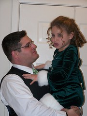 Ready for the Father Daughter Ball