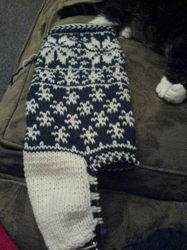 Erik's Stocking, 2:20 AM