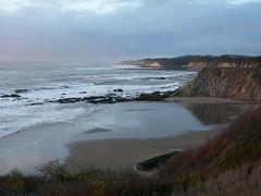 California coast, taken with Ivanas camera