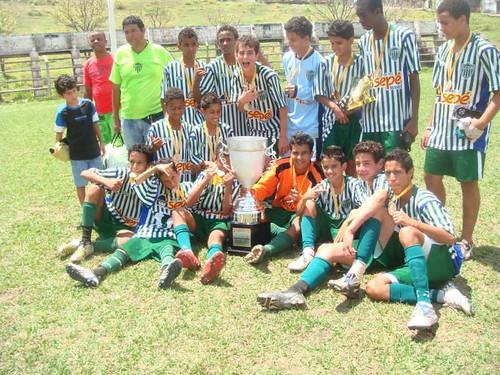 Santa Helena - campeão infantil - 2008 por ligadecontagemmg.