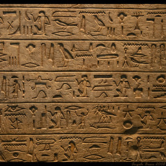 readme.stone (Louvre - Egyptian Hieroglyphs) (Angelo Bosco) Tags: paris france stone museum louvre egypt engraving egyptian museo francia egitto parigi hieroglyph museedulouvre hieroglyphic egiziano geroglifici museumoflouvre geroglifico  scolpire colourednotes  angelobosco
