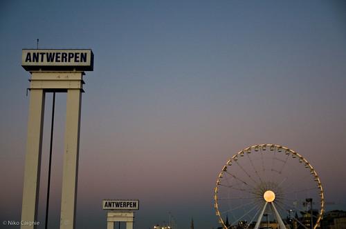Antwerpen draait