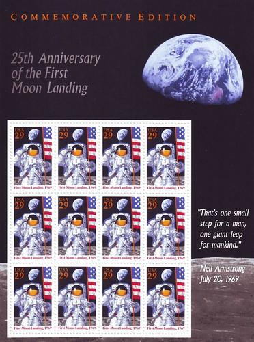 40 ans Apollo 11 / Oeuvre d'art pour collectionneur 3139496028_3df0bdb2ca