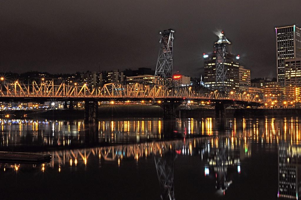 Night Cityscape 1