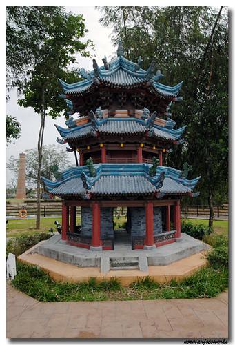 Taman Tamadun Islam Kuala Terengganu by norm-digitalfoto.
