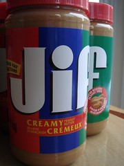 My Favourite Peanut Butter