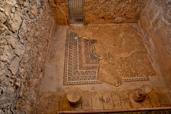 masada westrn palace (A   M) Tags: world sea heritage dead king desert roman mosaic palace empire isreal westren  masada judea  herod      herods      westrn