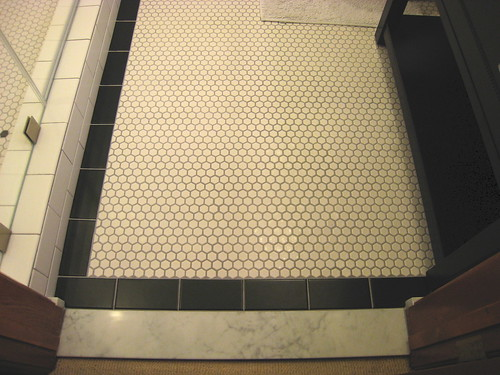 White Hexagon Floor Tile 404 page not found error ever feel like you039re in the wrong place White Hexagon Floor Tiles What Color Grout Did You Choose