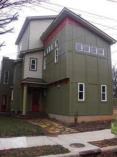 Modern House Charlotte,modern,house,design