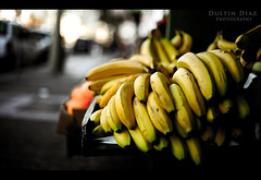 Day Three (Dustin Diaz) Tags: sanfrancisco street fruit 50mm nikon dof bokeh saturday banana eat 365 missiondistrict nikkor featured project365 50mmf14g dustindiazcom d700 ehbd dedfolio