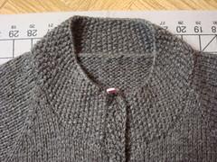 seed stitch collar