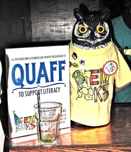 Quaff for literacy