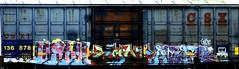 Ugly - Con - Are2 (mightyquinninwky) Tags: railroad train geotagged graffiti tag tracks railway kos tags tagged ugly rails spraypaint boxcar sos ba graff graphiti con trainyard nsf trainart paintedtrain railart are2 evansvilleindiana paintedboxcar geo:lon=87611504 spoe63 ripsantiago geo:lat=37957937