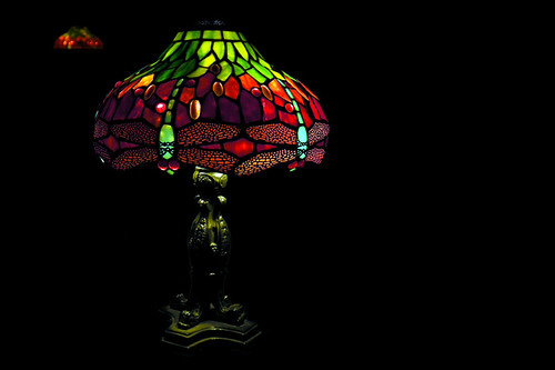 LAMP REFLECTED
