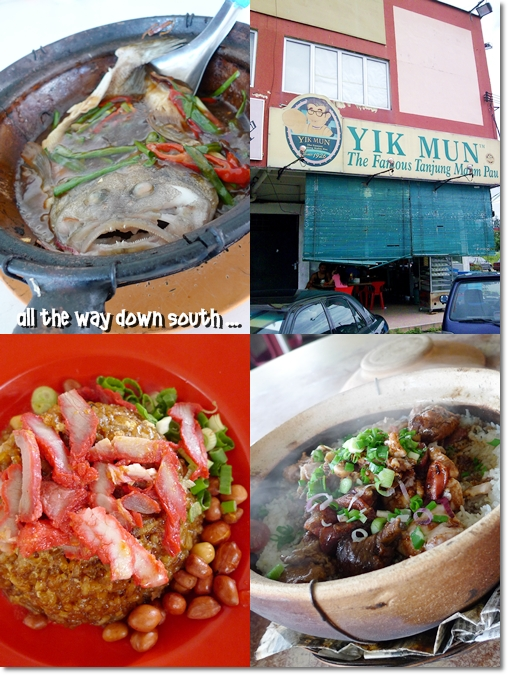 Kampar, Tanjung Malim, Slim River Food