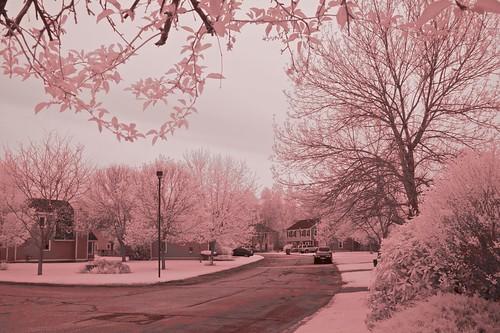 Infrared Neighborhood