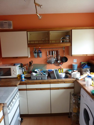 Operation Kitchen-Make-Nicer - Before