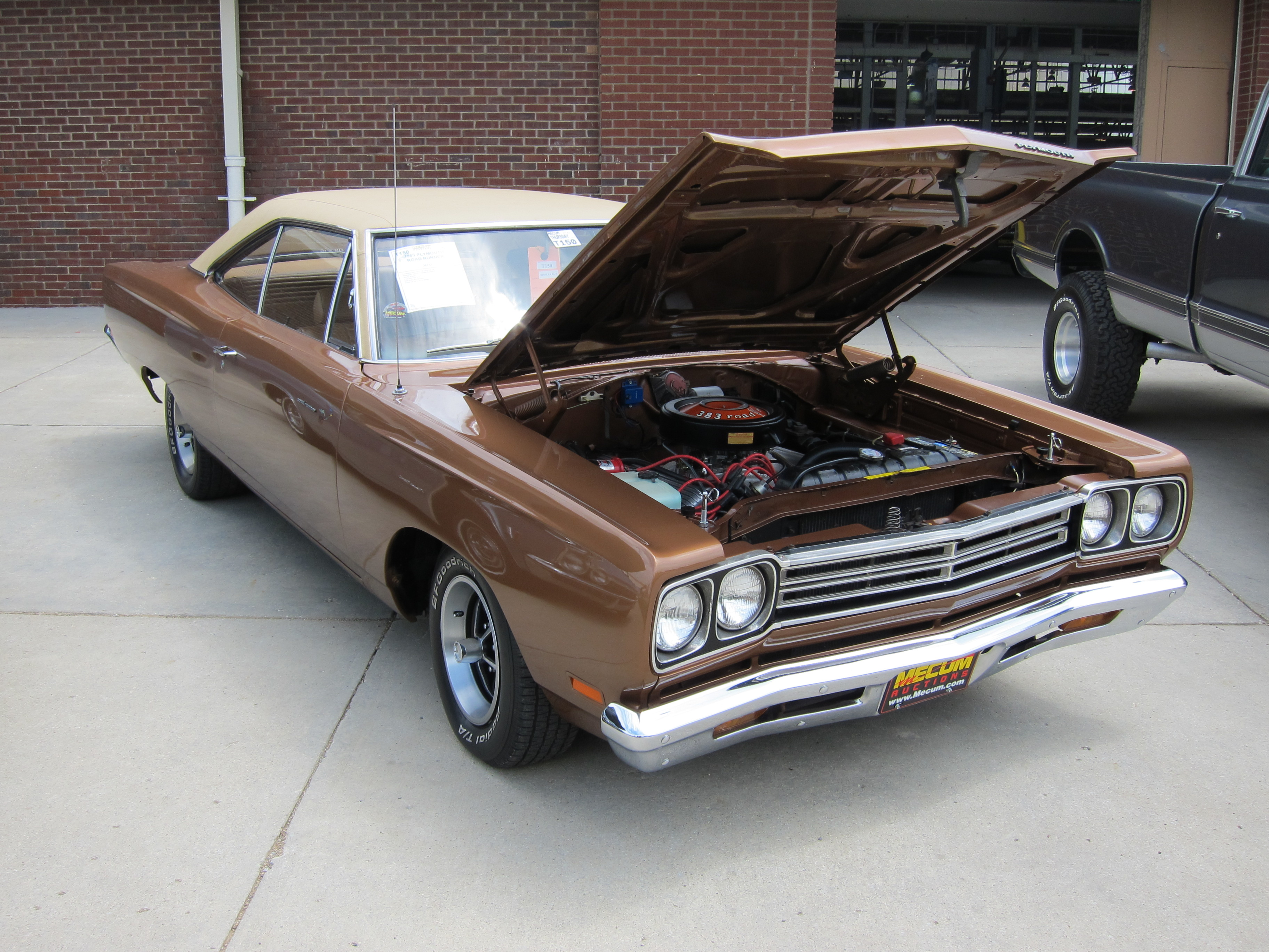 Plymouth Roadrunner Concept