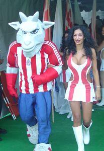 Chivas Mascot