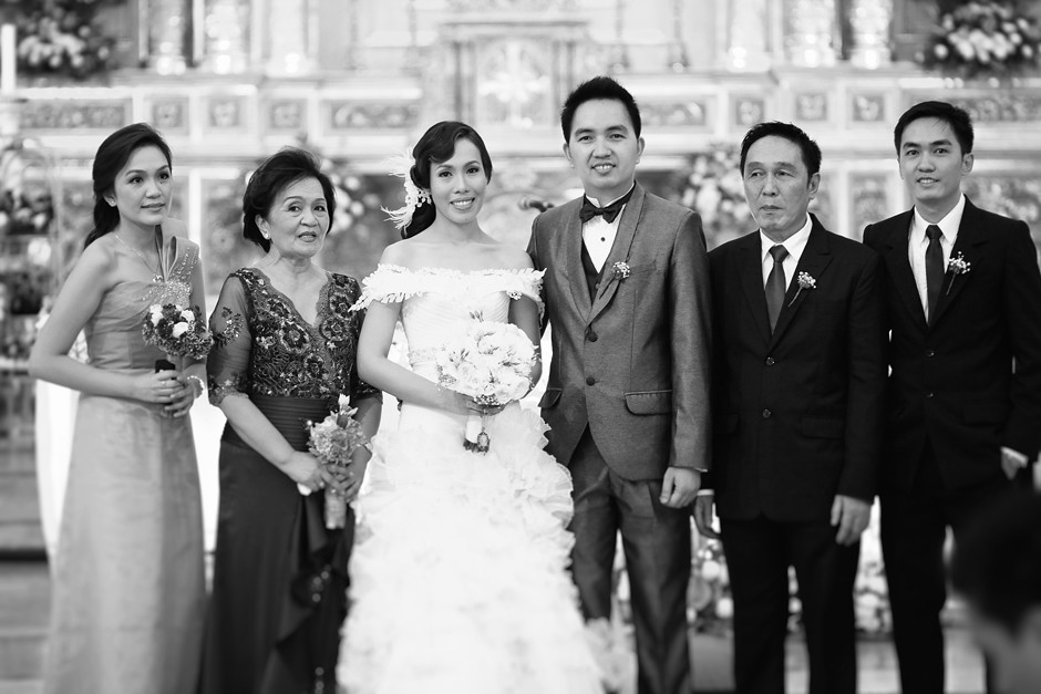 Cebu Wedding, Cebu Cathedral