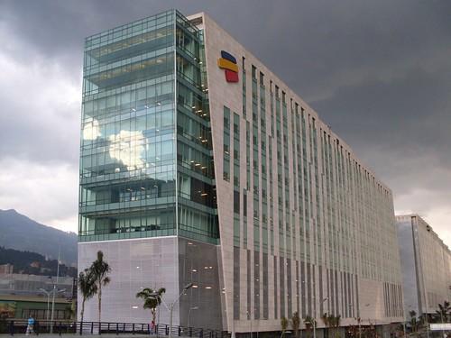 Grupo Bancolombia asegura entorno físico de su nueva sede ...