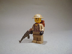 Common Wealth Desert marine (Chaplinaustin) Tags: austin out cool marine cowboy shoot desert post lego coat trench trenchcoat knights cloth custom common wealth chaplin shootout apoc brikwars brickarms mmcb apocalego minifgs