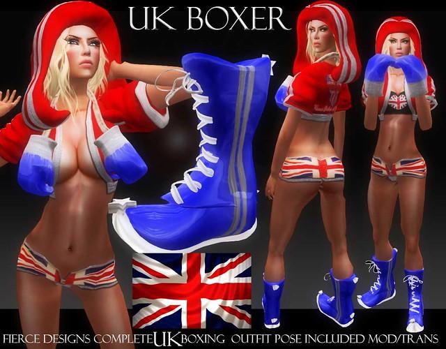 UK BOXER