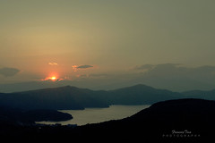 Kiss Today Goodbye (Mr. FRANTaStiK) Tags: sunset lake mountains japan skyline dawn twilight silhouettes hakonemachi landscapephotography kanagawaprefecture fongetz hakonelake artistoftheyearlevel3 francistanphotography