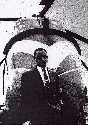 Perry Young, Airline Captain,  Aviation Trailblazer
