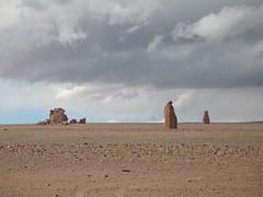 CAMINO HACIA PASO DE JAMA - II REGION - CHILE (Sergio Astorga) Tags: chile sky desert erosion nubes desierto rocas calama segundaregion