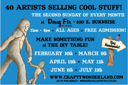Crafty Wonderland!
