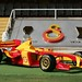Galatasaray's SF Car by superleague formula: thebeautifulrace