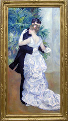 Renoir Dancing Pair (Mr. History) Tags: paris france men love french dance women dancing impressionism waltz dorsay renoir youngwomen orsaymuseum