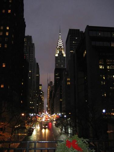 NYC, una noche cualquiera