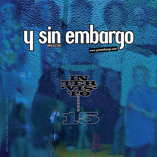 Y SIN EMBARGO magazine #15