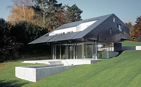 Modern Exterior House, House Design, HOuse Exterior, MOdern House, exterior-design