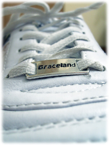 Graceland - the shoes of Elvis Presley