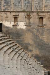 The Roman Theatre (CharlesFred) Tags: peace syria hospitality siria honour سوريا syrien syrie bosra suriye شوف syrianarabrepublic сирия سيري غخع bosrasham shoufsyria ويلفيسيري شقث صثمؤخةث welovesyria aljumhūriyyahalʿarabiyyahassūriyyah sirië الجمهوريةالعربيةالسورية