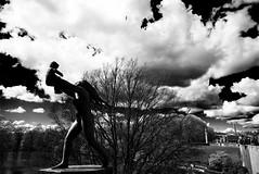 M.O.M (Prabhu B Doss) Tags: park bw sculpture oslo norway clouds nikon europe raw indian sigma wideangle dslr 1020mm scandinavia norwayinanutshell prabhu nikonian sigma1020 vigelandsculpturepark nikondslr d80 nikonstunninggallery nikond80 indianphotographers prabhub prabhubdoss prabhuboomibalagadoss zerommphotography 0mmphotography