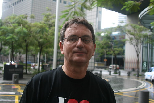 Singapore tourist