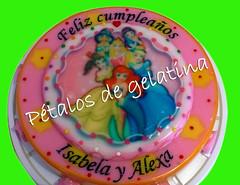 princesas tamao familiar (gelatinas ptalos en GDL) Tags: disney jelly nias cumpleaos peques gelatina princesas glatine fotogelatina