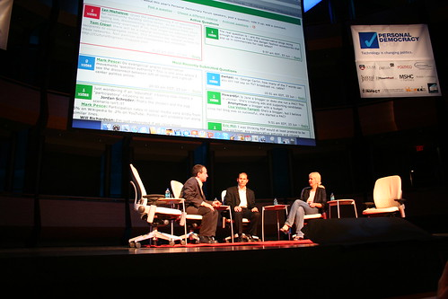 PDF2008, day one by Sergio Maistrello, on Flickr