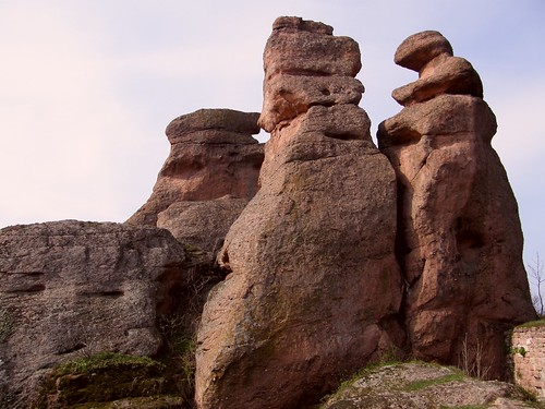 The red rocks of Belogradchik