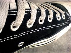 step (ilovechiayoong.tumblr.com) Tags: shoe star all converse chucks w810i