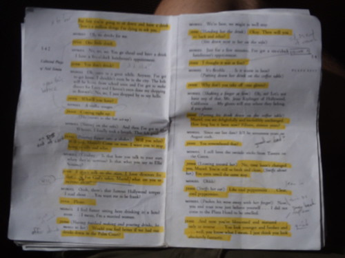 The Life Of A Script One Playwright One Blog
